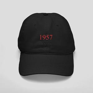 Classic 1957 Black Cap