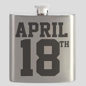 APRIL 18TH Flask