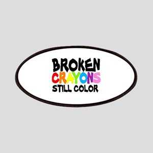 BROKEN CRAYONS STILL COLOR Patch