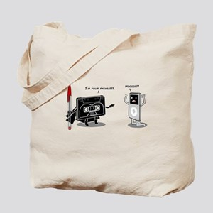 Pod I'm Your Father Tote Bag