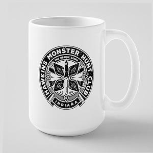 HAWKINS MONSTER HUNT CLUB Large Mug