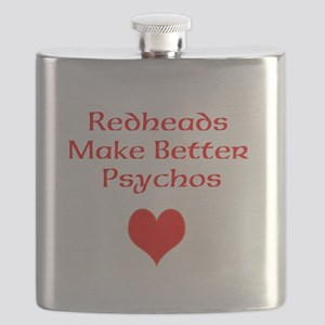 Redheads Make Better Psychos Flask