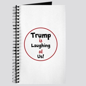 Trump is laughing at the USA Journal