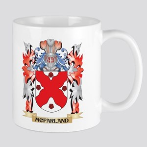 Mcfarland Coat of Arms - Family Crest Mugs