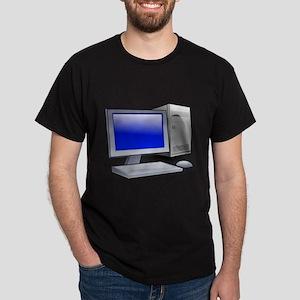 Desktop Computer T-Shirt