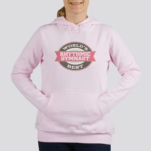 rhythmic gymnast Women's Hooded Sweatshirt