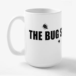 Large QA Bug Mug