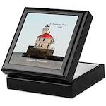 Superior Point Light Keepsake Box