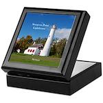 Sturgeon Point Lighthouse Keepsake Box