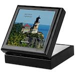 Split Rock Lighthouse Keepsake Box