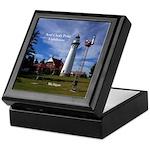 Seul Choix Point Lighthouse Keepsake Box