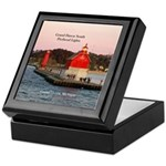 Grand Haven South Pierhead Lights Keepsake Box