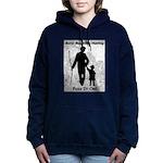 Morel Hunting - Pass it Women's Hooded Sweatshirt
