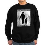 Morel Hunting - Pass it on! Sweatshirt (dark)