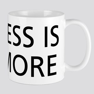 Less is More Mugs