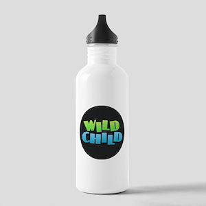 WILD CHILD Stainless Water Bottle 1.0L