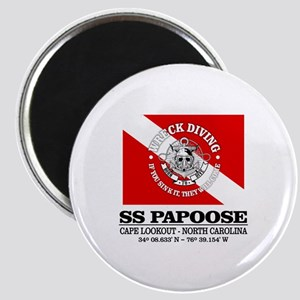 SS Papoose Magnets