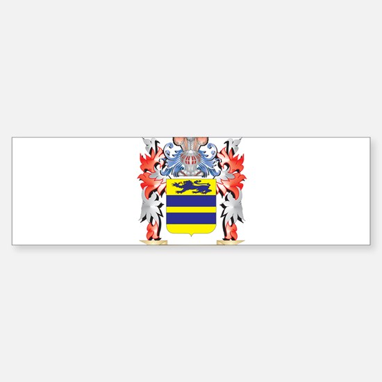 Mc-Gregor Coat of Arms - Family Cre Bumper Bumper Bumper Sticker