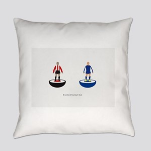 Table Soccer Football Subbuteo Everyday Pillow