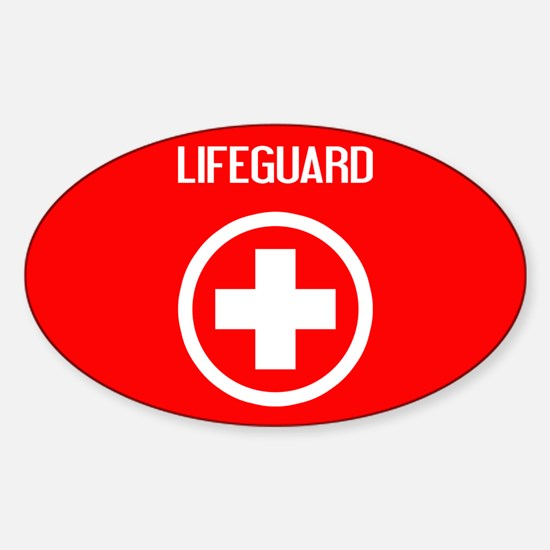 Lifeguard: Lifeguard (White) Decal