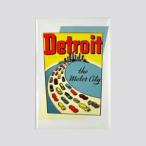 Detroit - The Motor Cit Magnets