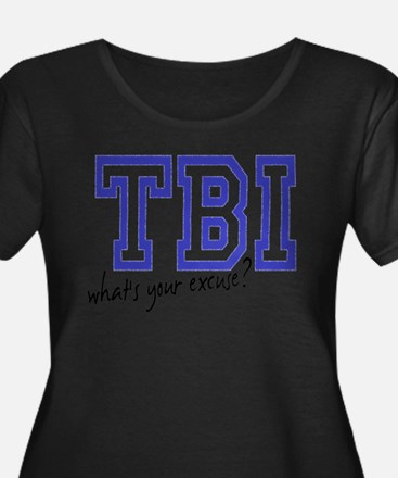 TBI_Athletic Plus Size T-Shirt