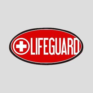 Lifeguard: Lifeguard (White) Patch