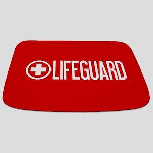 Lifeguard: Lifeguard (White) Bathmat