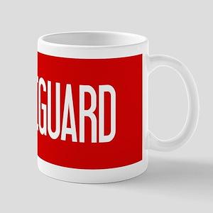 Lifeguard: Lifeguard (White) Mugs