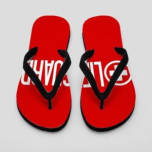 Lifeguard: Lifeguard (White) Flip Flops