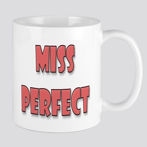 Miss Perfect Mugs