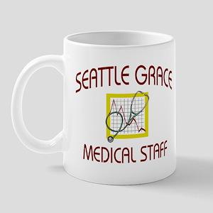 Seattle Grace Staff Mug