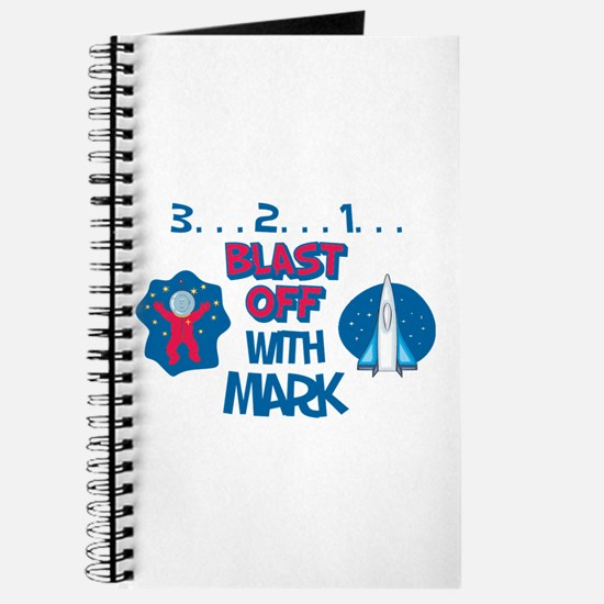 Blast Off with Mark Journal