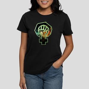 Feminist symbol Modern FOR DARK T-Shirt