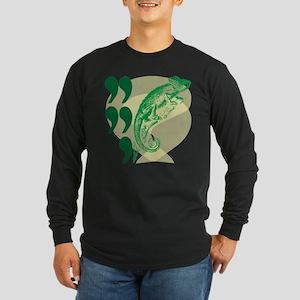 Comma Comma Chameleon Long Sleeve T-Shirt