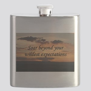 Soar beyond your wildest expectations 2 Flask