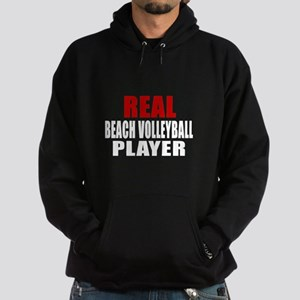 Real Beach Volleyball Hoodie (dark)