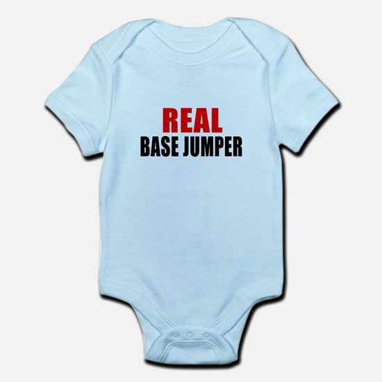 real base Infant Bodysuit