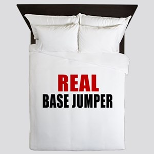 real base Queen Duvet