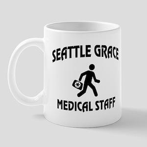 Seattle Grace Med Staff Mug