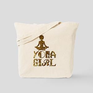 YOGA GIRL Tote Bag