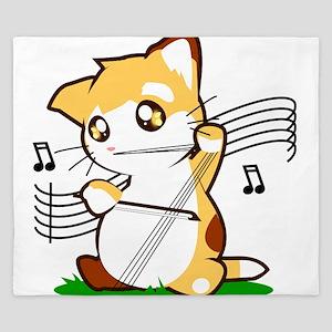 Cello Kitty King Duvet
