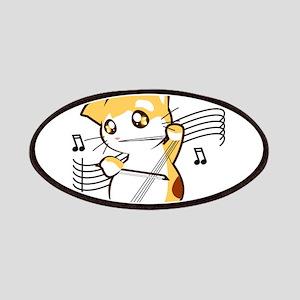 Cello Kitty Patch