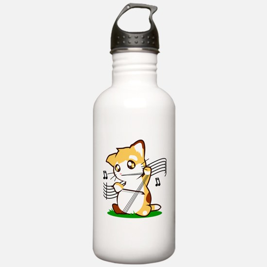 Cello Kitty Water Bottle
