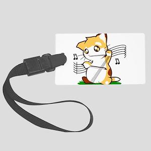 Cello Kitty Luggage Tag