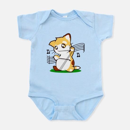 Cello Kitty Body Suit
