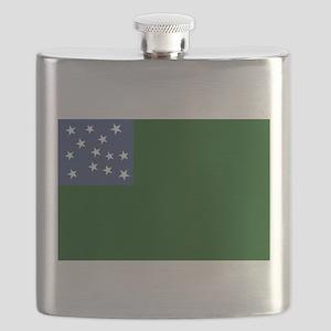Second Vermont Republic Flask