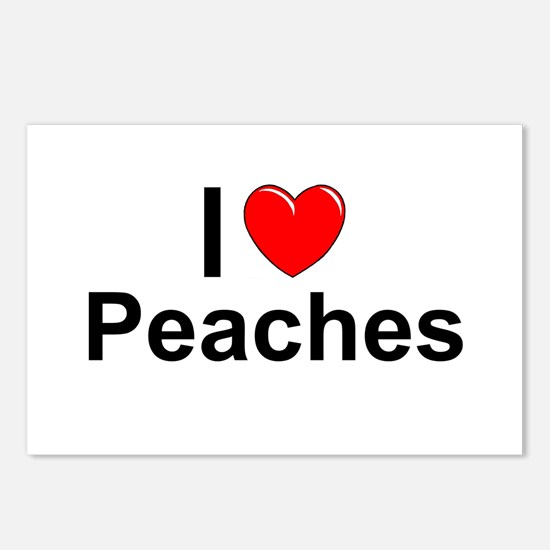 Peaches Postcards (Package of 8)