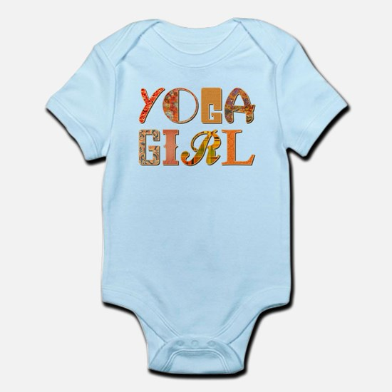 YOGA GIRL Body Suit