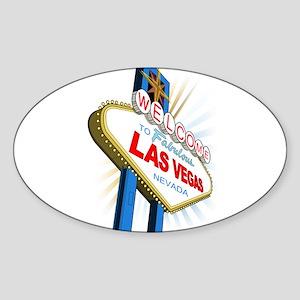 Welcome to Las Vegas Sticker